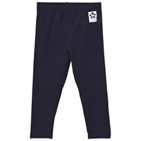 Mini Rodini Basic Leggings Marinblå Navy