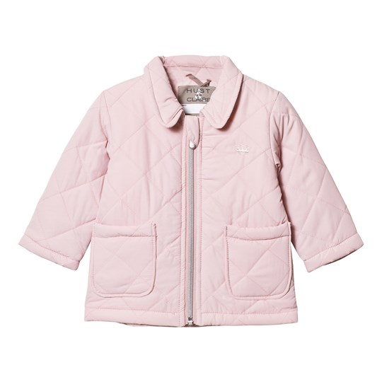Hust&Claire Quilted Jacket Peach dust Peach dust