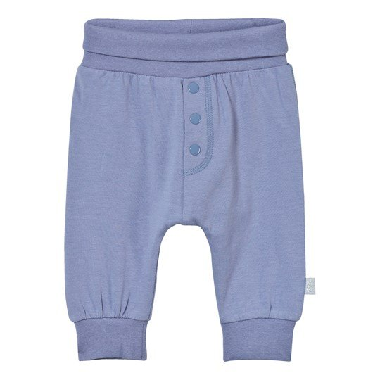 Hust&Claire Sweatpants With Bunny Blue Bell Blue Bell