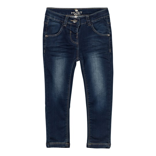 Hust&Claire Denim-Look Jeggings Denim