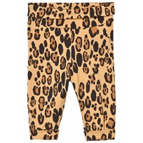 Mini Rodini Basic Leopard Leggings Beige Beige