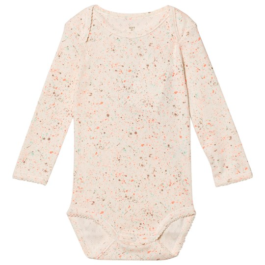 Soft Gallery Bob Baby Body Pearled Ivory Pearled ivory, AOP Mint dust