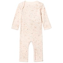 Soft Gallery Ben Baby Bodysuit Pearled Ivory Pearled ivory, AOP Mint dust