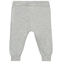 The Bonnie Mob Lightweight Knitted Trouser Mouse Grey Mouse Grey