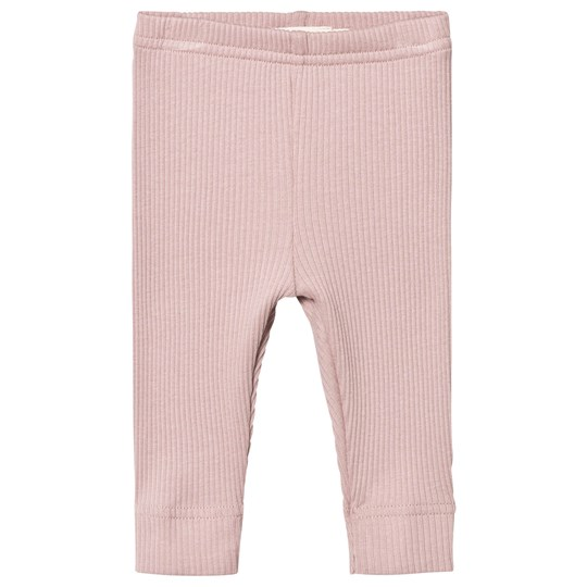 MarMar Copenhagen Modal Leggings Faded Rose Faded Rose