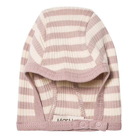 MarMar Copenhagen Luva Faded Rose/Off White Faded Rose/Off White