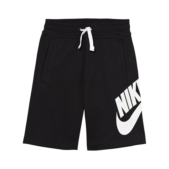 NIKE Black Alumni Shorts Black