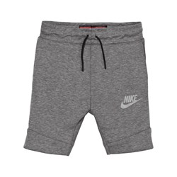 NIKE Grey Tech Fleece Shorts
