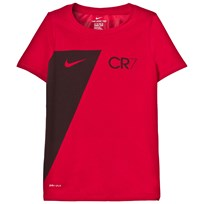 NIKE Red CR7 Dry Tee GYM RED