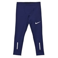NIKE Blue Power Baselayer Tights BINARY BLUE/BINARY BLUE