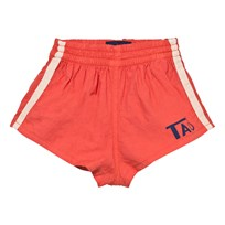 The Animals Observatory Spider Bermuda Shorts Red Tao Logo Red Tao Logo