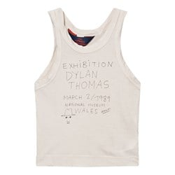 The Animals Observatory Frog Tank Top Raw White Exhibition