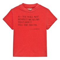 The Animals Observatory Rooster T-Shirt Red Manifesto Red Manifesto