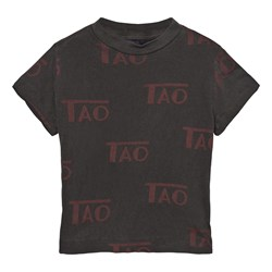 The Animals Observatory Rooster T-Shirt Black Tao