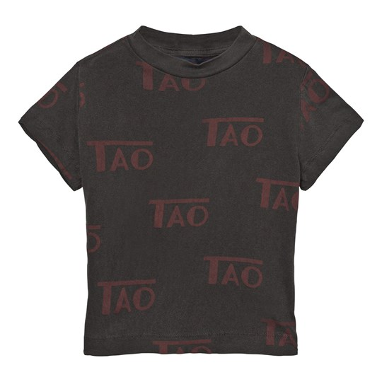 The Animals Observatory Rooster T-Shirt Black Tao Black Tao