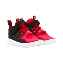 NIKE Jordan Eclipse Chukka BLACK/WHITE-GYM RED-WHITE