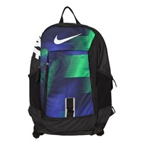 NIKE Kids' Alpha Adapt Rise Print Backpack GAME ROYAL/BLACK/WHITE