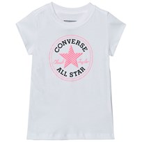 Converse White Chuck Patch Tee 001