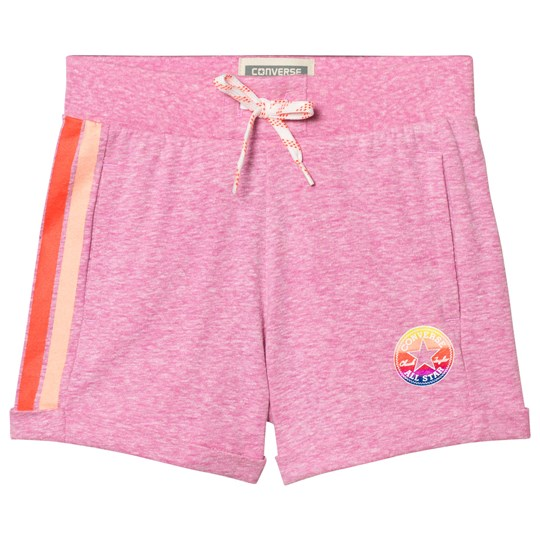 Converse Pink Sunset Shorts A4P