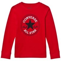 Converse Red Chuck Taylor Print Tee 029
