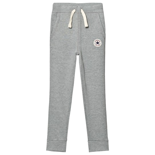 Converse Grey Fleece Joggers 042