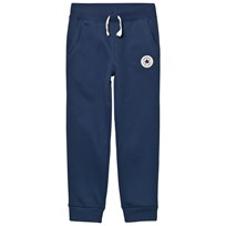 Converse Navy Fleece Joggers B9P