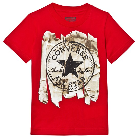 Converse Red Tape Chuck Patch Tee 029