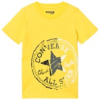 Converse Yellow Off-Set Chuck Patch Tee Y2B