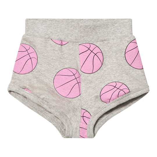 Gardner and the gang Shorts Basketball Heather Grey Heather