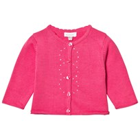 Absorba Fuchsia Knit Cardigan with Diamante Detail 35