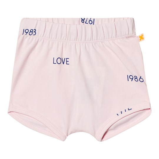 Tinycottons Years Bloomers Pale Pink/Blue Pink
