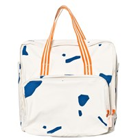 Tinycottons Cut Outs Backpack Off White/Blue White