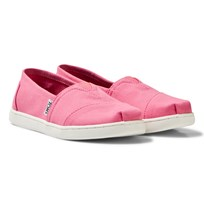 Toms Bubblegum Pink Canvas Youth Classics BUBBLEGUM PINK CANVAS
