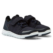 Geox Jr Xunday Sneaker Navy C4002