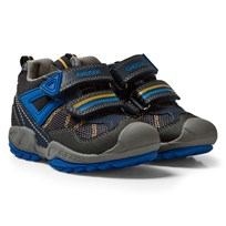 Geox Jr New Savage Sneakers Navy & Royal C4226