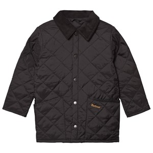 Image of Barbour Black Liddesdale Quilted Jacket XXL (14-15 years) (3151387989)