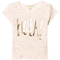Soft Gallery Pilou T-Shirt Pearled Ivory Pearled ivory, AOP Mint dust, Hola!