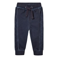 Minymo Jake 52 - Sweat Pants w.stitch Dark Navy Dark Navy