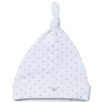 Livly Saturday Tossie Hat White/silver Dots White/silver Dots
