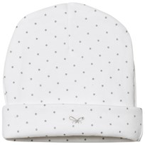 Livly Saturday Ninni Hat White/silver Dots White/silver Dots