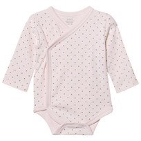 Livly Saturday Crossed Body Baby Pink/gold Dots Baby Pink/gold Dots