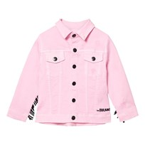 The BRAND Denim Girl Jacket Stonewashed Pink Stonewashed Pink