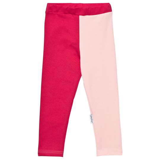 Gugguu Leggings Bright Rose/Soft Pink Bright rose/ Soft pink