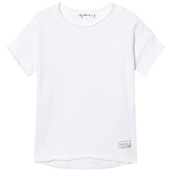 I Dig Denim Bonnie tee White