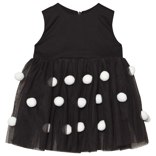 The Tiny Universe Star Struck Dress Black & White
