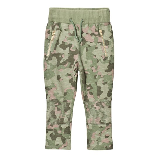 Someday Soon Dessert Pants Camo Camo AOP