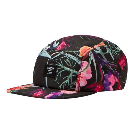 Someday Soon Sunland 5 Panel Cap Flower A Flower A