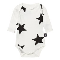 NUNUNU Star Body White White