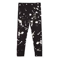 NUNUNU Splash Leggings Black Black