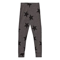 NUNUNU Star Leggings Charcoal Charcoal